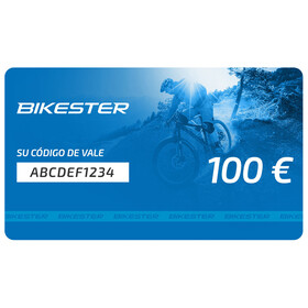 bikester.es Tarjeta regalo 100 €